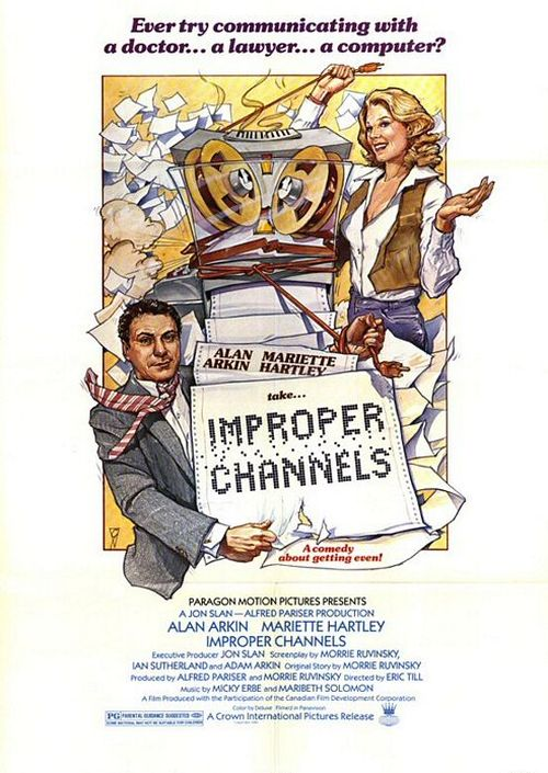 Improper Channels movie