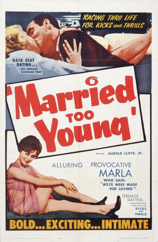 Married Too Young movie