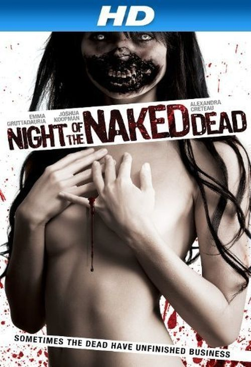 Night of the Naked Dead movie