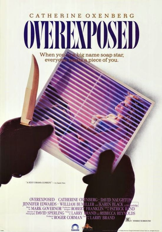 Overexposed movie