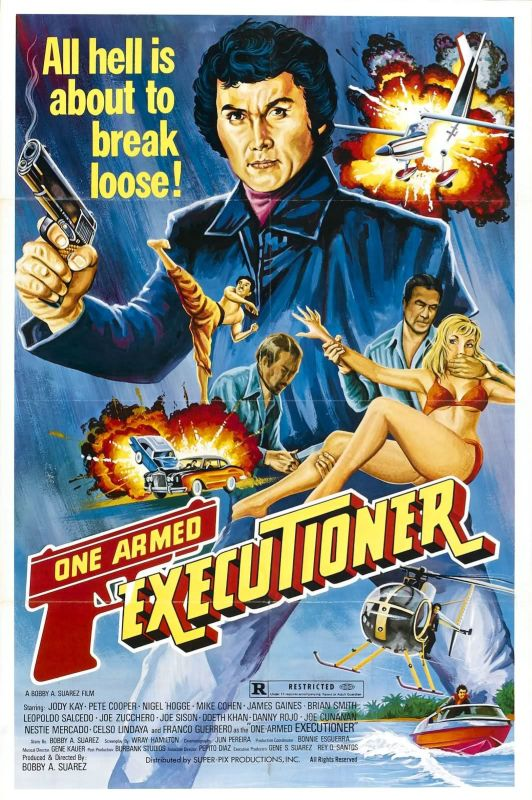 The One Armed Executioner movie