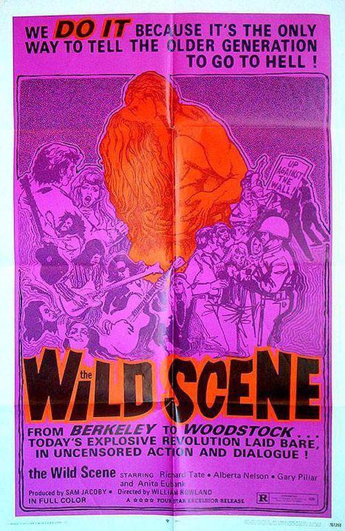 The Wild Scene movie