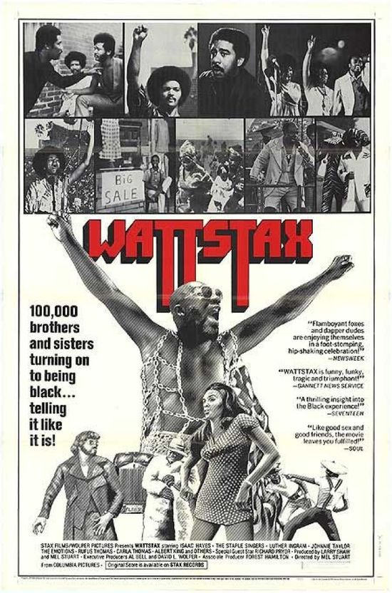 Wattstax movie
