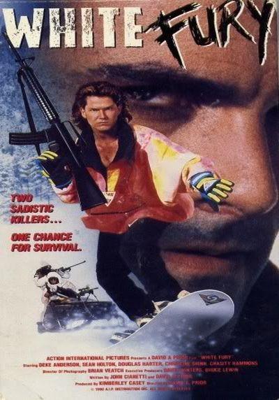 White Fury movie