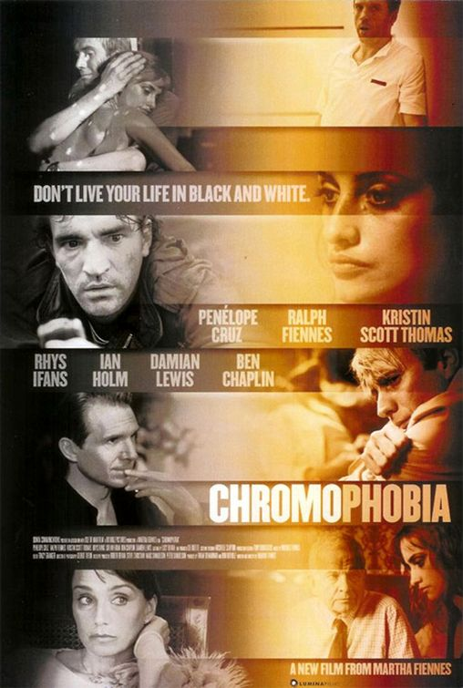 Chromophobia movie