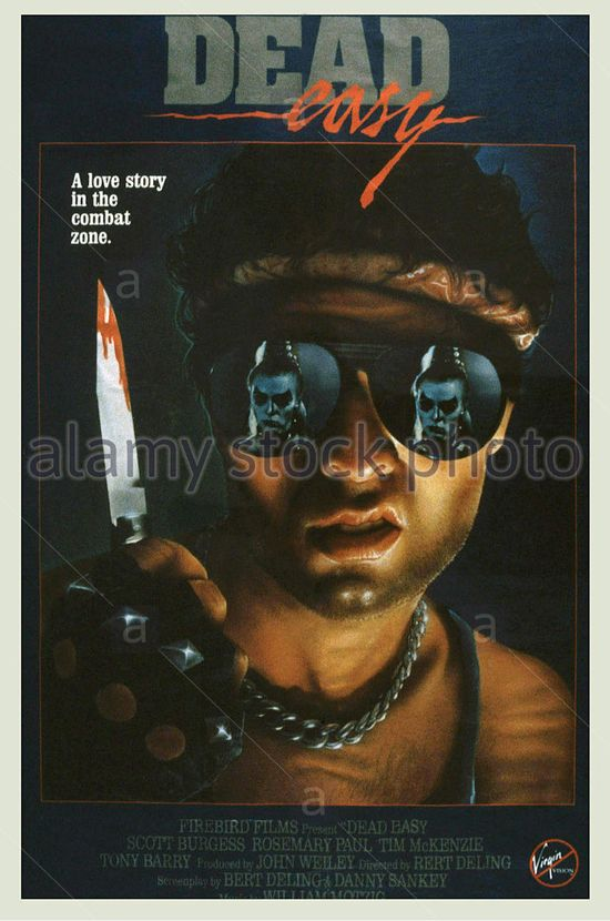 Dead Easy movie