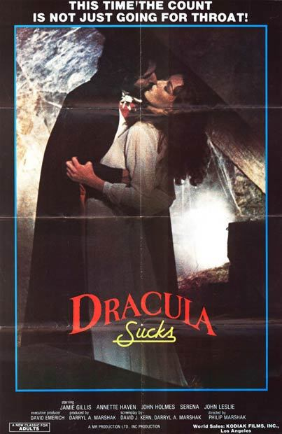 Dracula Sucks movie