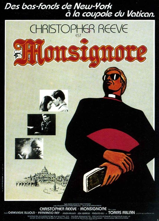 Monsignor movie