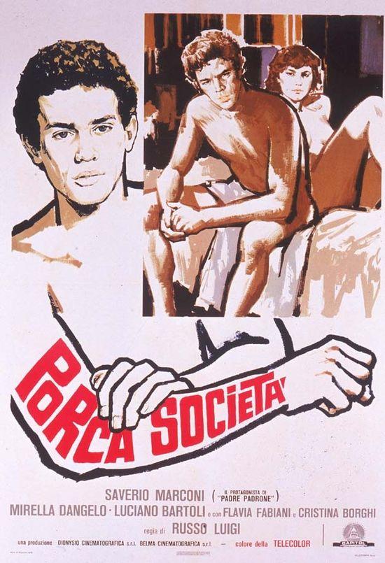 Porca società movie