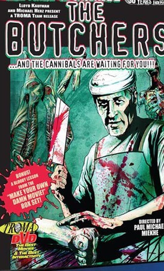 The Butchers movie