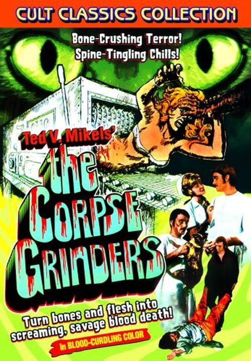 The Corpse Grinders 2 movie