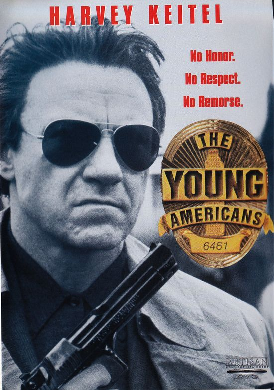 The Young Americans movie