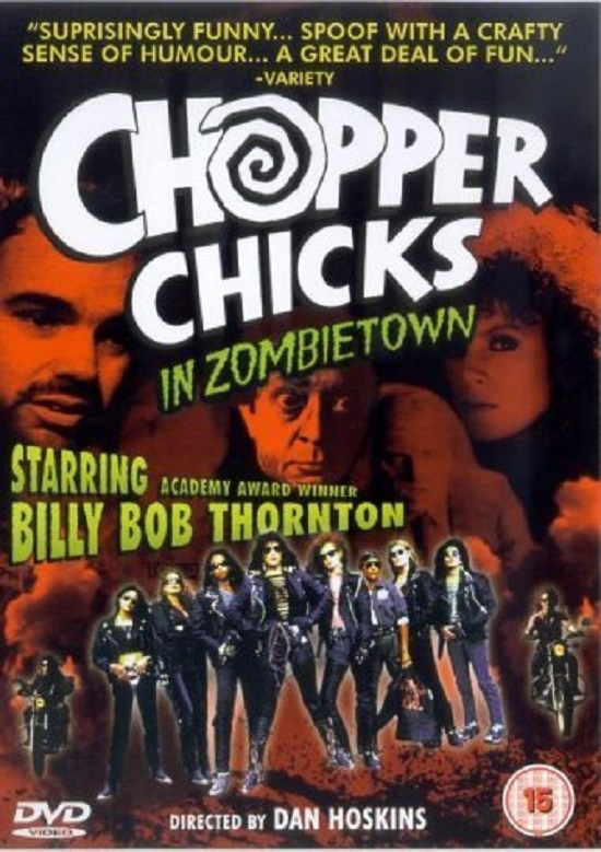 Chopper Chicks in Zombie Town movie