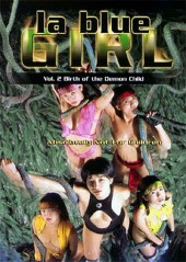 la blue girl 2 poster