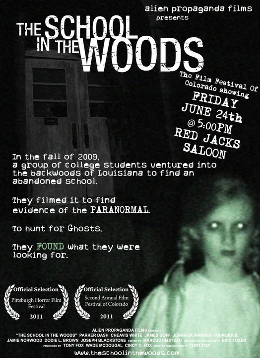 The School in the Woods movie