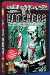the butchers (1973) poster