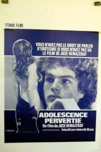 Adolescence pervertie