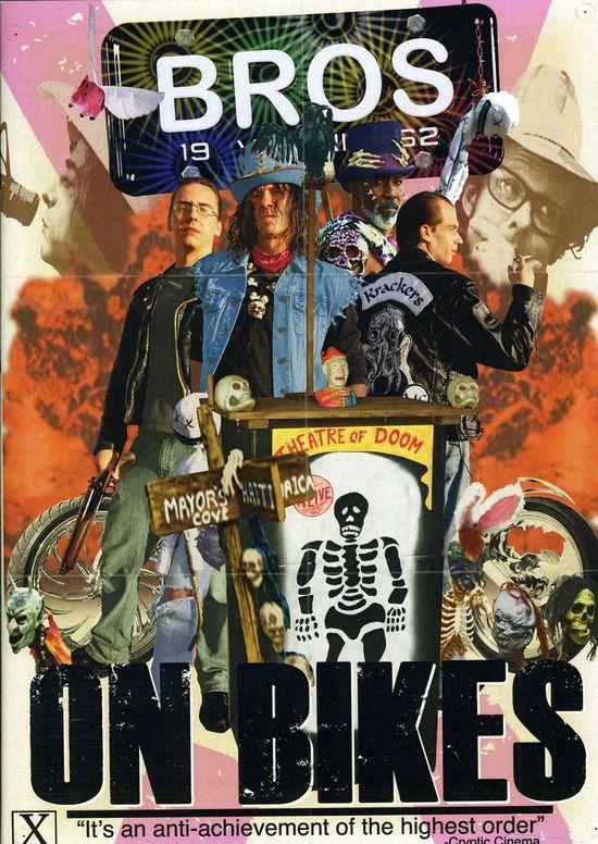 Bros on Bikes movie