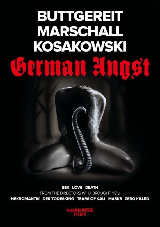 German Angst movie