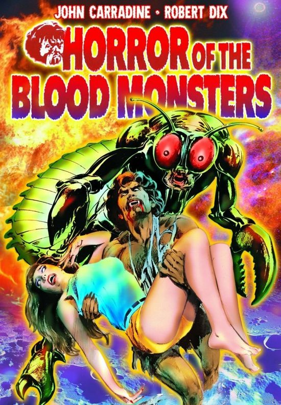 Horror of the Blood Monsters movie
