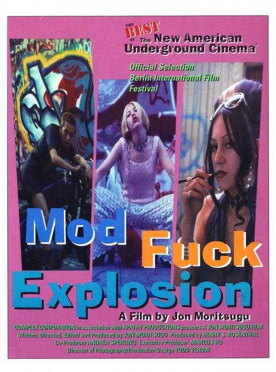 Mod Fuck Explosion movie
