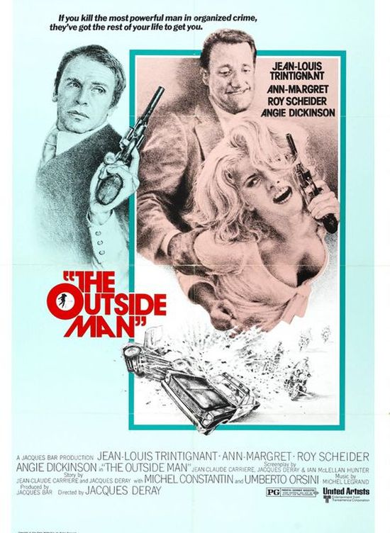 The Outside Man movie