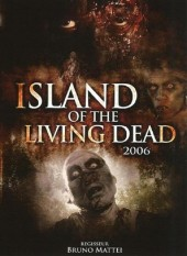 island of the living dead poster sm