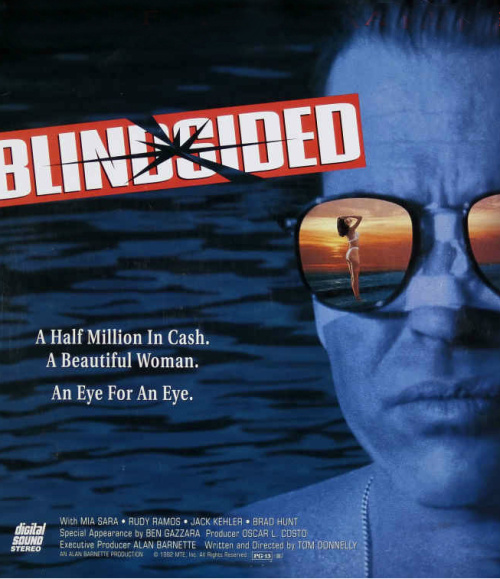 Blindsided movie
