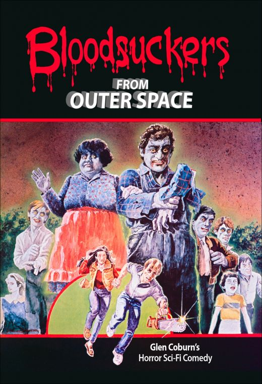 Blood Suckers from Outer Space movie