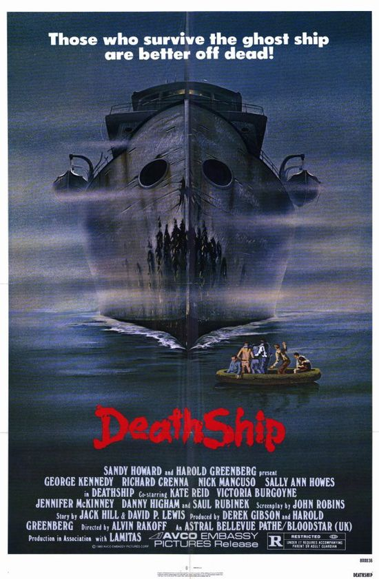 Death Ship movie