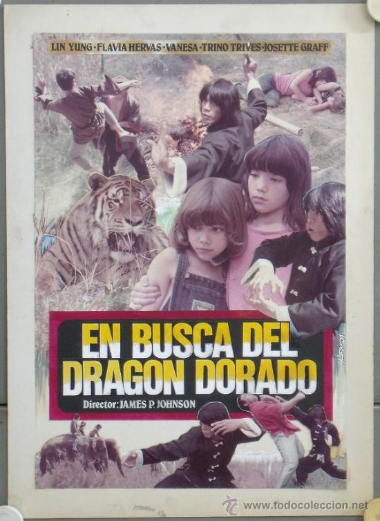 En busca del dragón dorado movie