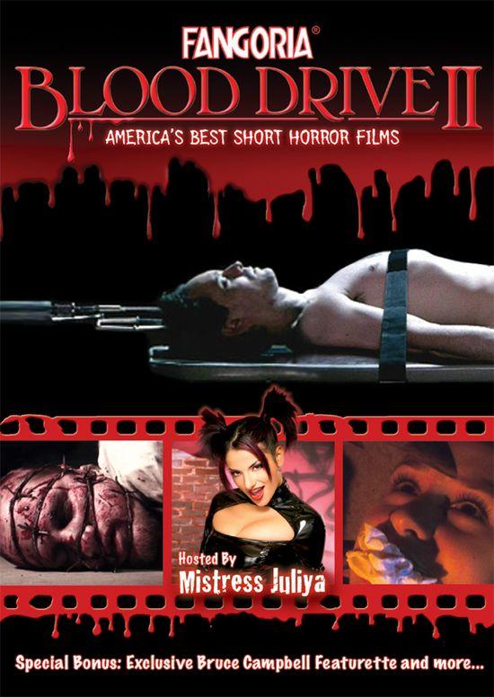 Fangoria: Blood Drive II movie