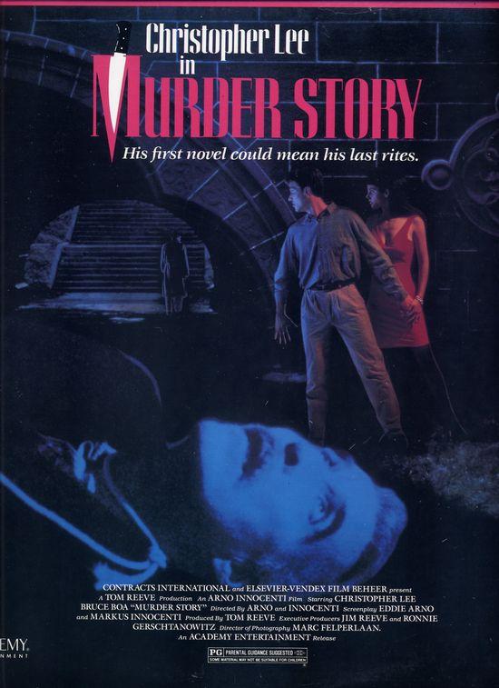 Murder Story movie
