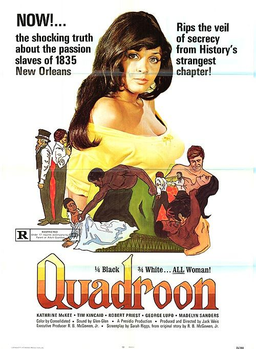 Quadroon movie