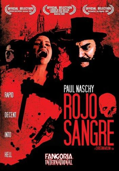 Rojo sangre movie