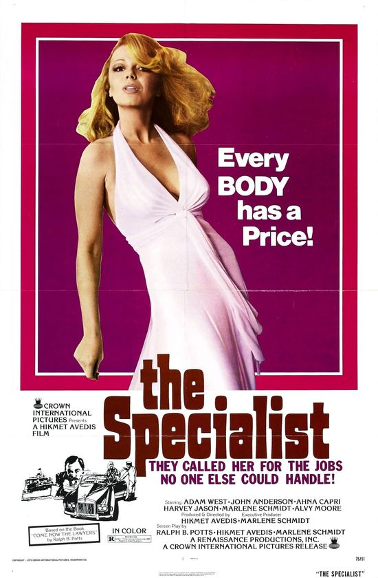 The Specialist movie