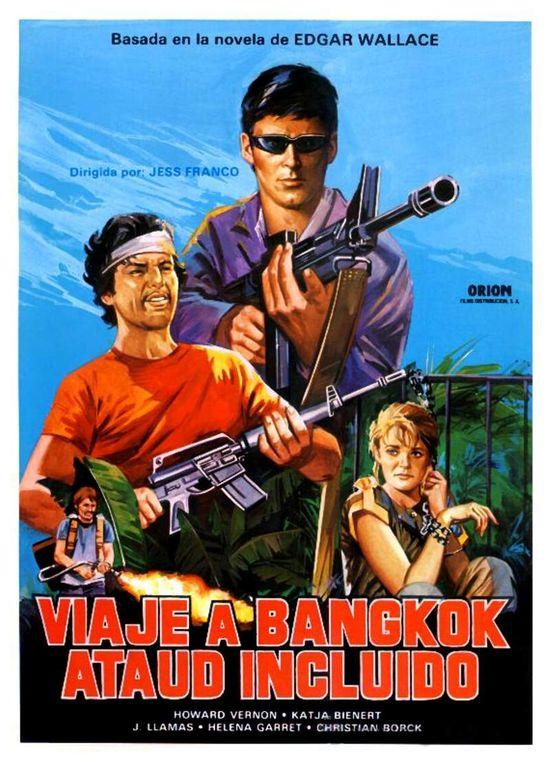 Viaje a Bangkok, ataúd incluido movie