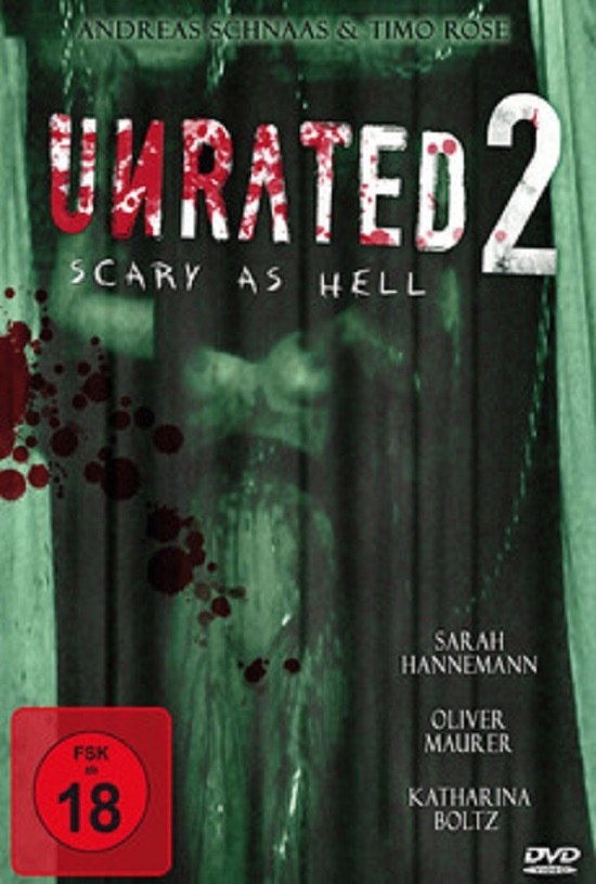 Unrated 2: Scary as Hell movie