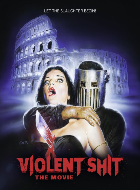 Violent Shit The Movie movie