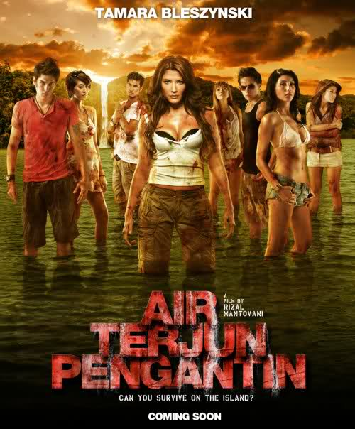 Air terjun pengantin movie