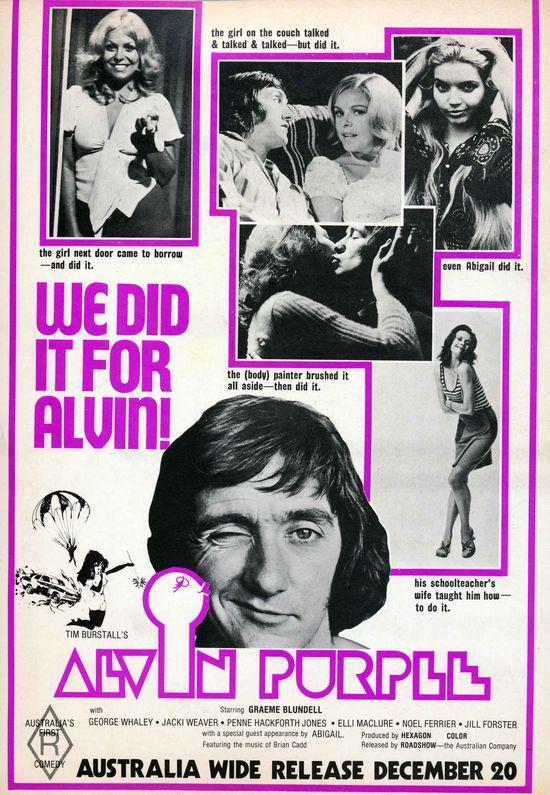 Alvin Purple movie