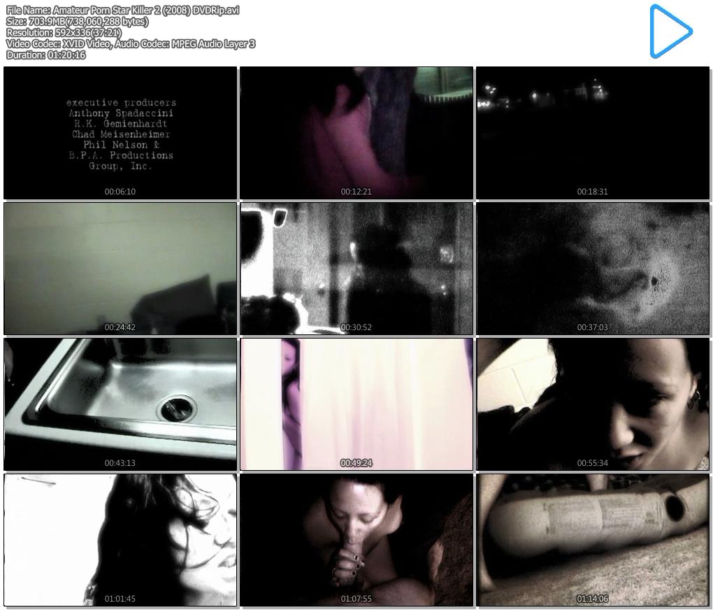 Amateur Porn Star Killer 2 amateur porn star killer 2 (2008) dvdrip.avi| download movie