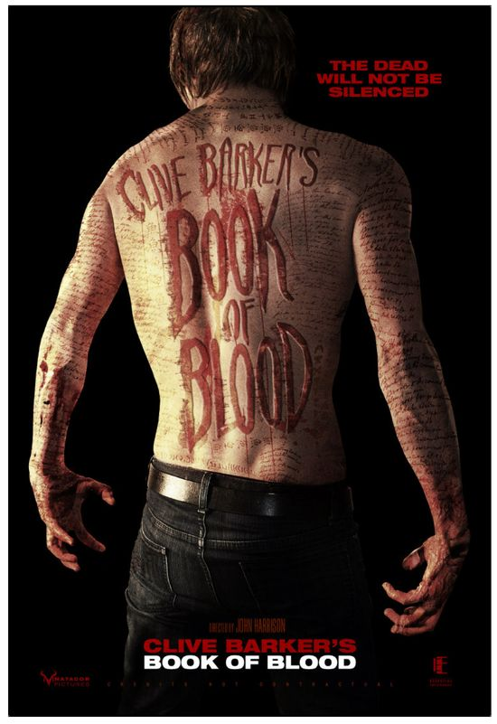 Book of Blood movie