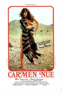 Carmen nue