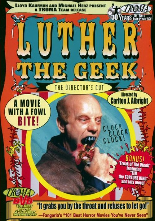 Luther the Geek movie