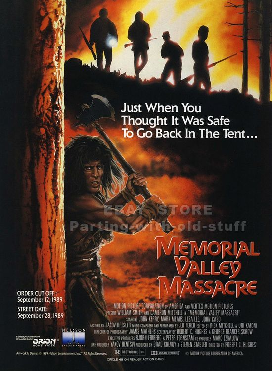 Memorial Valley Massacre movie