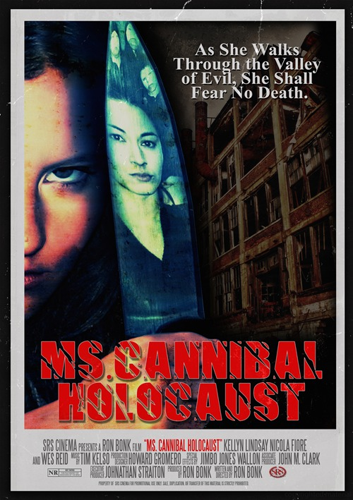 Ms. Cannibal Holocaust movie