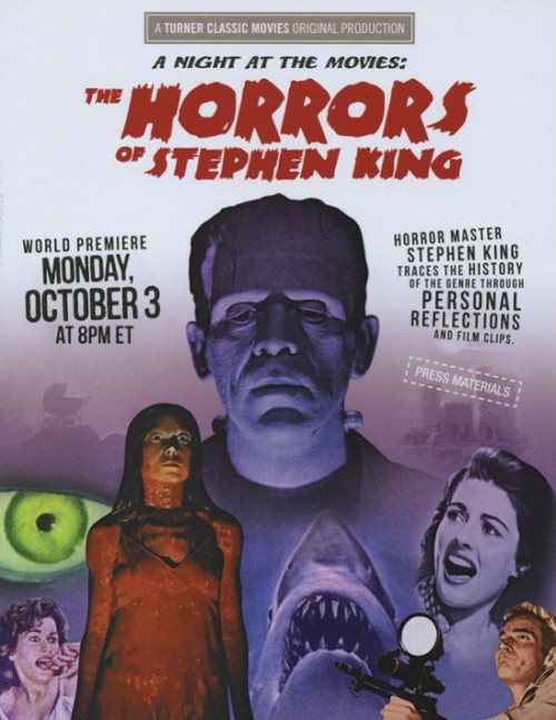 A Night at the Movies: The Horrors of Stephen King movie