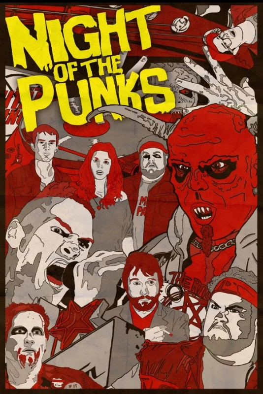 Night of the Punks movie