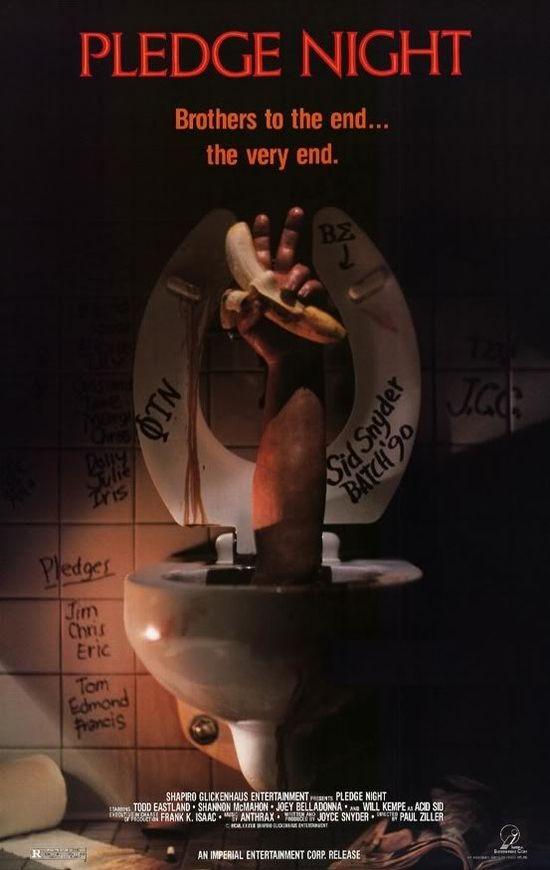 Pledge Night movie